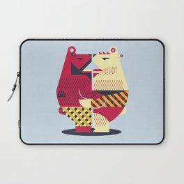 Two Bears Laptop Sleeve