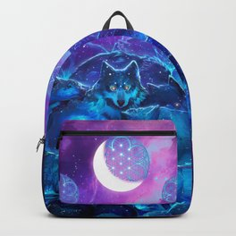 Wolf Watcher 'Key Backpack