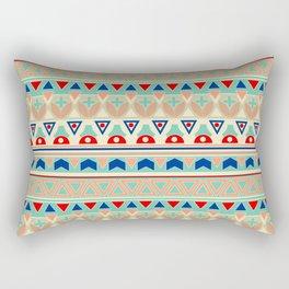 Ethnic ornament , 12 Rectangular Pillow