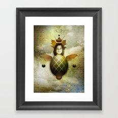 Mothe Framed Art Print