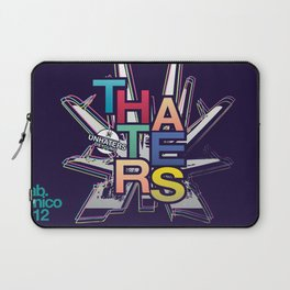 """""""theHaters"""" Laptop Sleeve"""