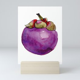 Mangosteen Mini Art Print