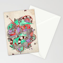 Tarpon Hunt Stationery Cards