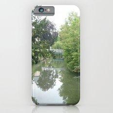 White Bridge  Slim Case iPhone 6s