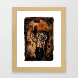 Free The Nipple! Framed Art Print