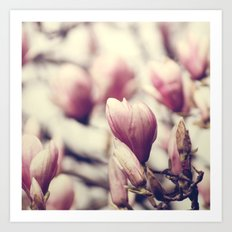 Catch Spring Fever Art Print