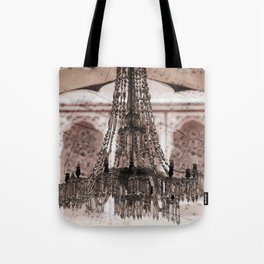 chandelier Tote Bag