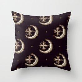 Black Ships Throw Pillow