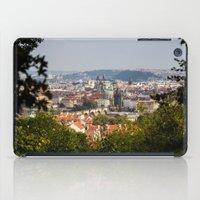 prague iPad Cases featuring Prague by Veronika