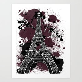 Mort.  Art Print