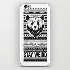 Stay Weird - Oldschool iPhone & iPod Skin
