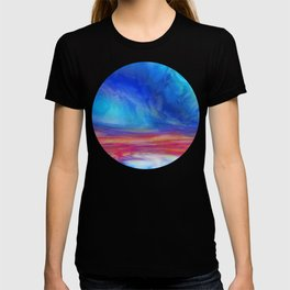 Saturated Land T-shirt