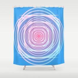 b.Rad_v2 Shower Curtain