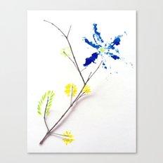 Flower Me Canvas Print