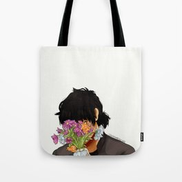 Son of Hades - Wilting Tote Bag