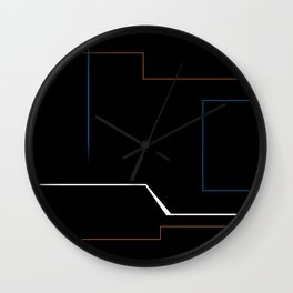 Bourne Wall Clock