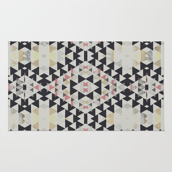 Navajo Rug By SpinL