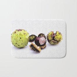 chestnut (Castanea) Bath Mat