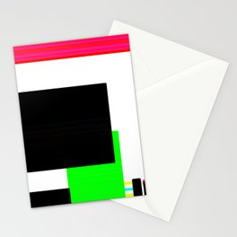 Colour Line Stationery Cards