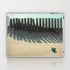 Rubik shading in the beach Laptop & iPad Skin