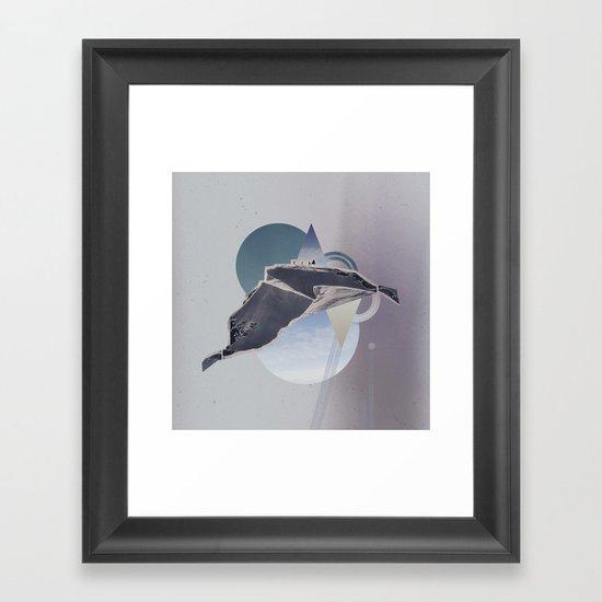 ARC∆DE #2 Framed Art Print