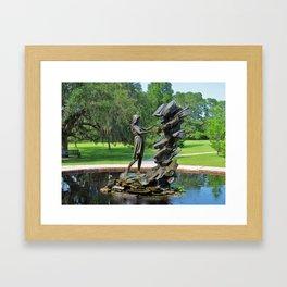 Raphell Framed Art Print