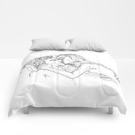 bisous Comforters