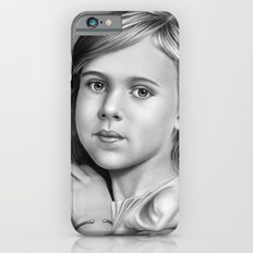 Child Portrait 01 Slim Case iPhone 6s