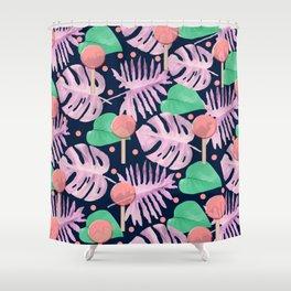 Summer print Shower Curtain