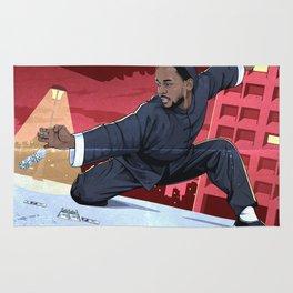Kung Fu Kenny Rug