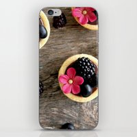 dessert iPhone & iPod Skins featuring DESSERT IV by Ylenia Pizzetti