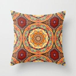 mandala#31 Throw Pillow