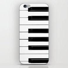 Piano Keys iPhone & iPod Skin