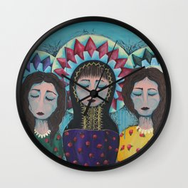 shalky Wall Clock