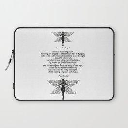 Ascending Angel Laptop Sleeve