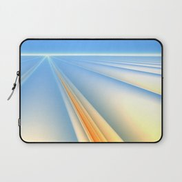 The Blinding Light of Day Laptop Sleeve