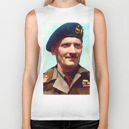 General Bernard Montgomery, WWII Leader Biker Tank