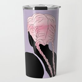 Braids Travel Mug