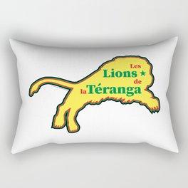 Senegal Les Lions de la Téranga (The Lions of Teranga) ~Group H~ Rectangular Pillow