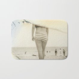 Beach #3 Bath Mat