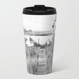 Walkway To The Basin Travel Mug