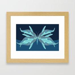 whalefly Framed Art Print