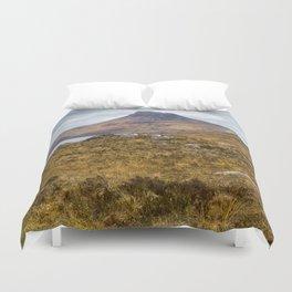 Moorland Views Duvet Cover