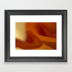 Sensitive kind Framed Art Print