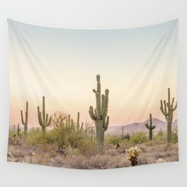 Arizona Desert Wall Tapestry