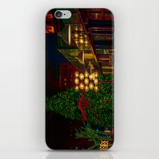 Boston is ready for Christmas  iPhone & iPod Skin