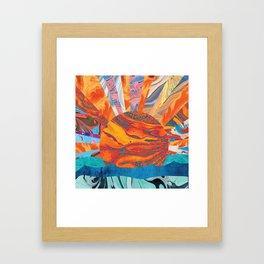 Sunrise, Sunset Framed Art Print