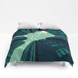 Solitary Dream Comforters
