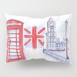 London calling Pillow Sham