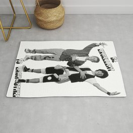 Bill and Ted's Excellent Adventure Rug